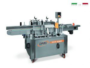 Etichettatrice automatica TECH SONIC