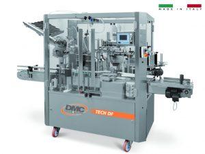 Etichettatrice automatica lineare TECHDF